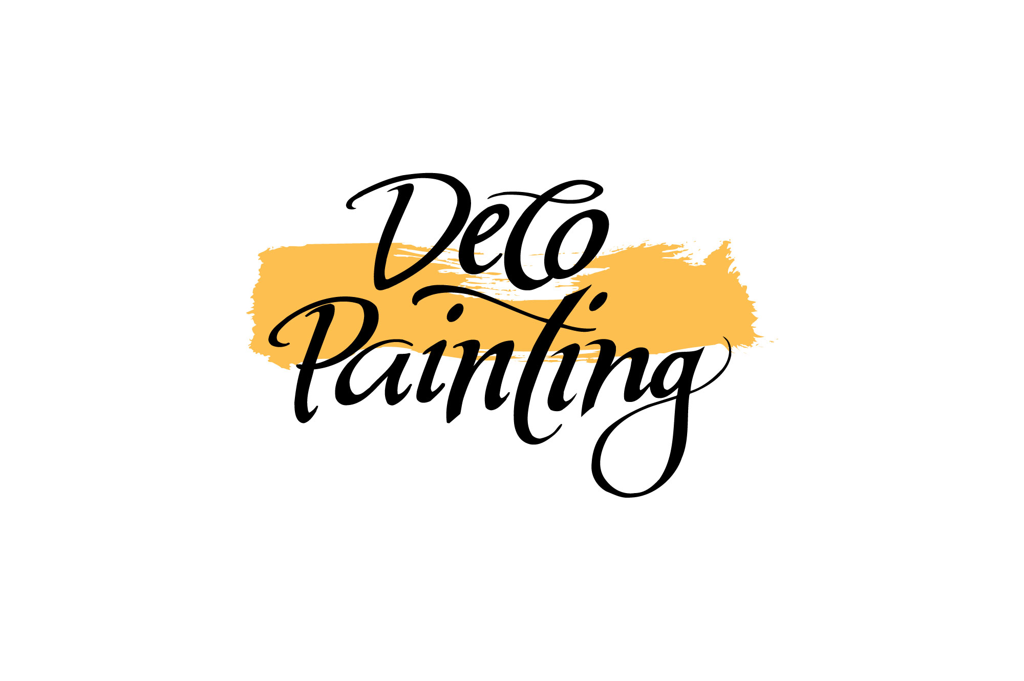 Logo for Deco Painting