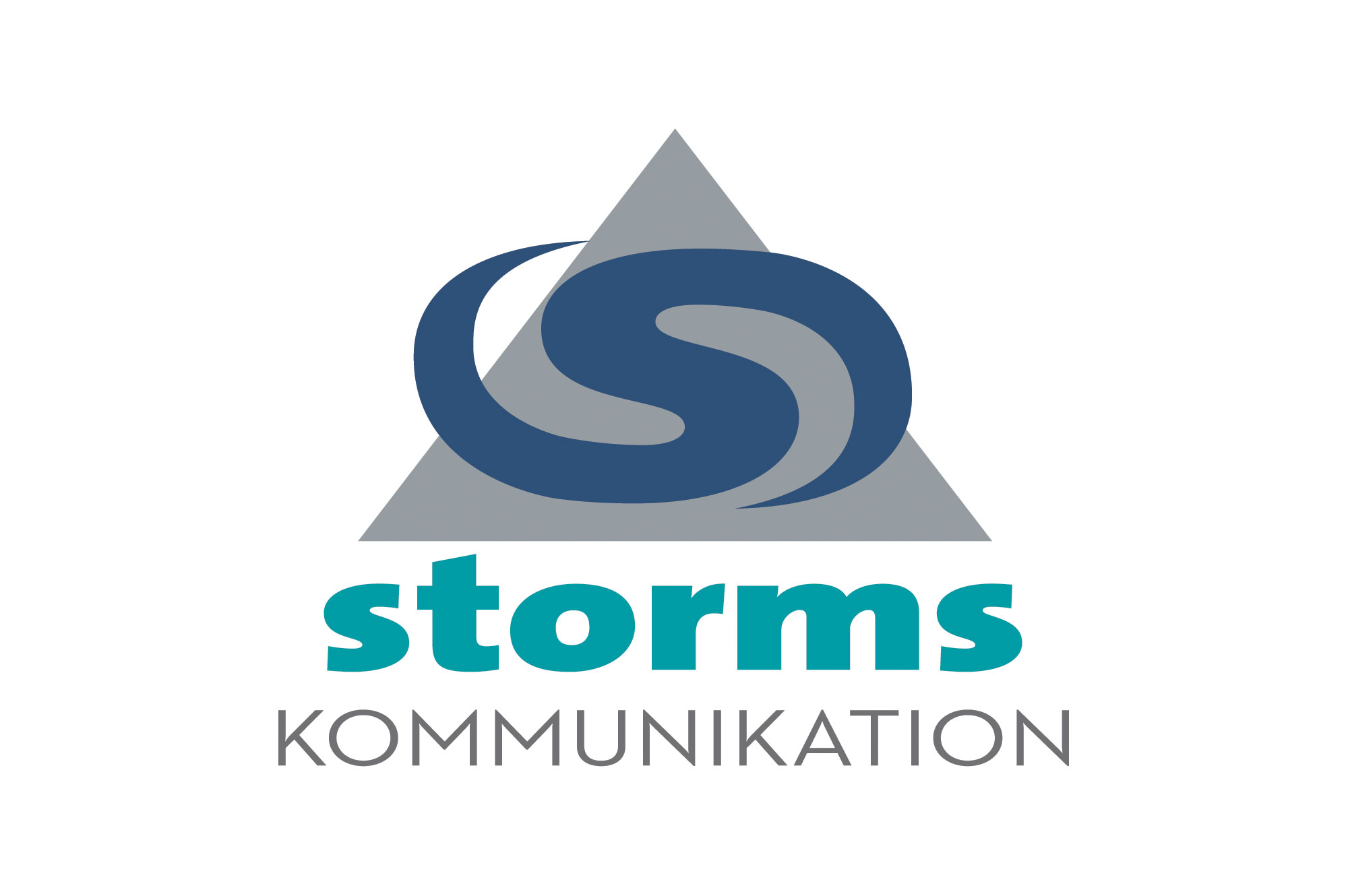 Logo For Storms Kommunikation